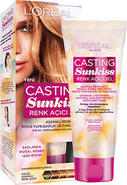 loreal casting sunkiss